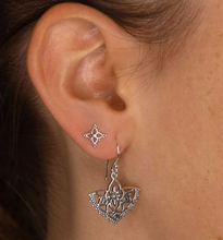 Load image into Gallery viewer, Moroccan Star Studs - Silver