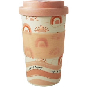 Cup of Happy - Eco Friendly Keep Cup