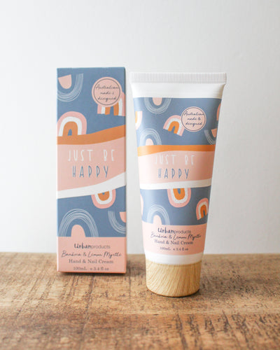 Be Happy Hand & Nail Cream