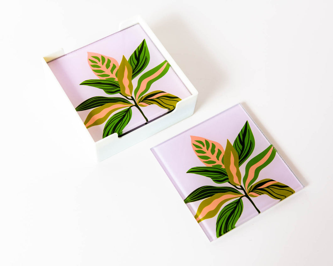 Full Bloom Coasters - Set of 6