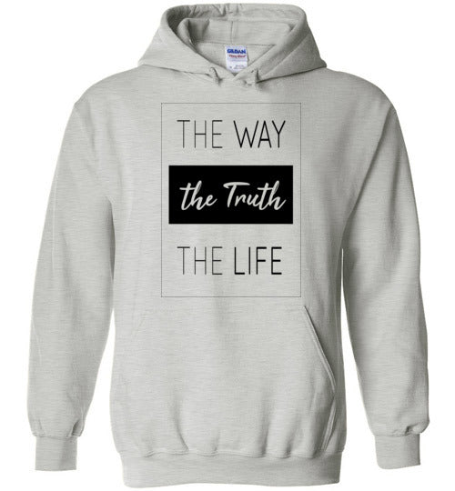 The Way Christian Sweatshirt Hoodie | Pullover Hoodies