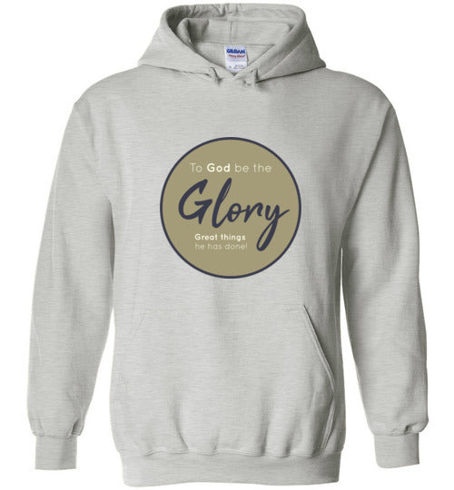 To God Be The Glory Christian Sweatshirt Hoodie | Pullover Hoodies