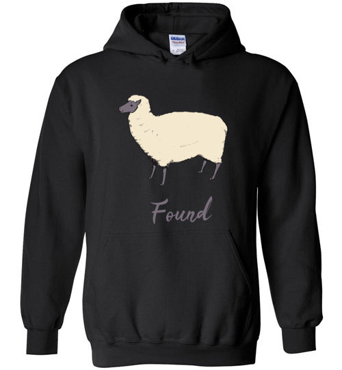 Found Christian Sweatshirt Hoodie | Pullover Hoodies