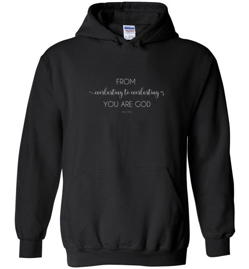 Everlasting God Christian Sweatshirt Hoodie | Pullover Hoodies