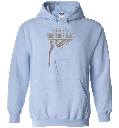 Upheld Christian Sweatshirt Hoodie | Pullover Hoodies