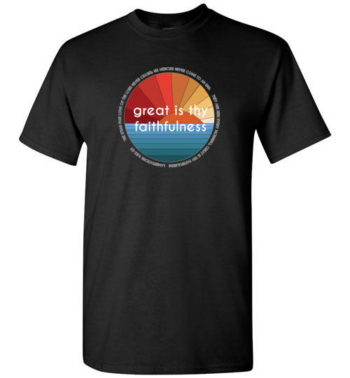 Great is thy Faithfulness Unisex T-Shirt