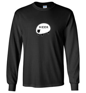 Meek Sheep Long Sleeve T-Shirt