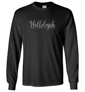 Hallelujah Youth Long Sleeve T-Shirt