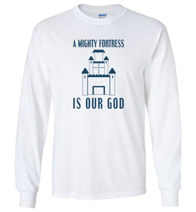 Mighty Fortress Youth Long Sleeve T-Shirt