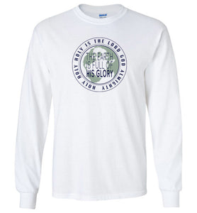 Earth Full of Glory Youth Long Sleeve T-Shirt