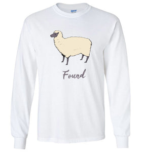 Found Youth Long Sleeve T-Shirt