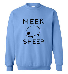 Meek Sheep Logo Sweatshirt