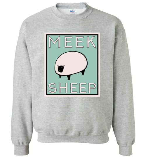Vintage Meek Sheep Sweatshirt