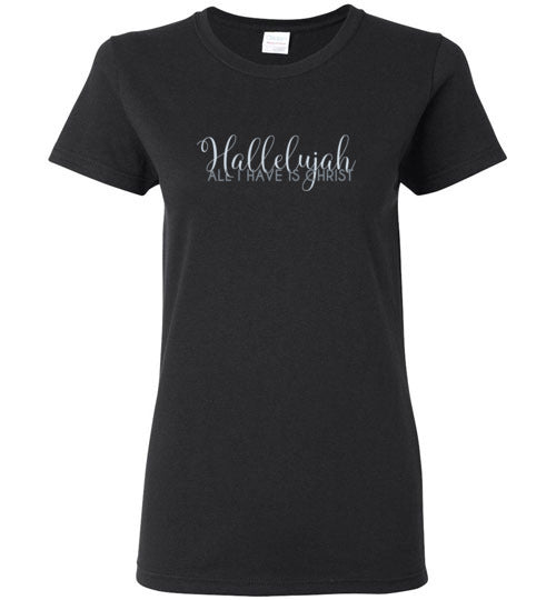 Hallelujah Ladies Short-Sleeve