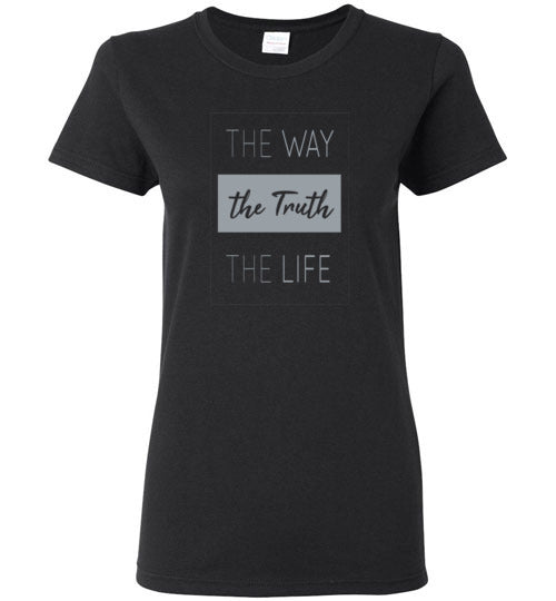 The Way Ladies Short-Sleeve