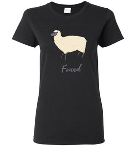 Found Ladies Short-Sleeve Tee