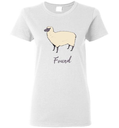 Found Ladies Short-Sleeve