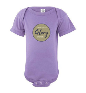 To God Be The Glory Infant Onesie
