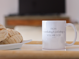 Everlasting God Christian Coffee Mugs | Tea Mugs | Christian Gifts