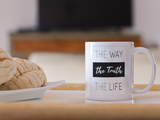 The Way Christian Coffee Mugs | Tea Mugs | Christian Gifts