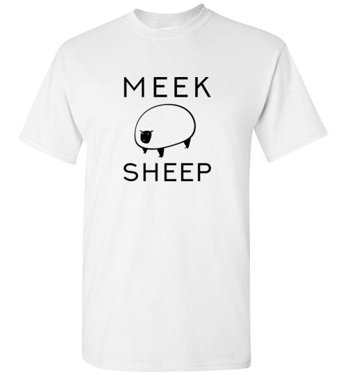 Meek Sheep Logo Unisex T-Shirt