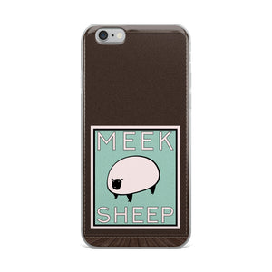 Vintage Meek Sheep Christian iPhone Case | Christian iPhone Cover