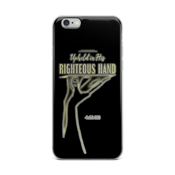 Upheld Christian iPhone Case | Christian iPhone Cover
