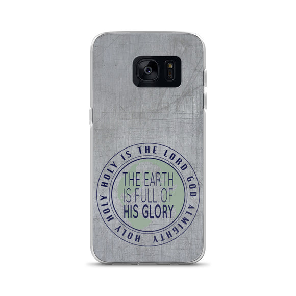 Earth Full of Glory Samsung Case