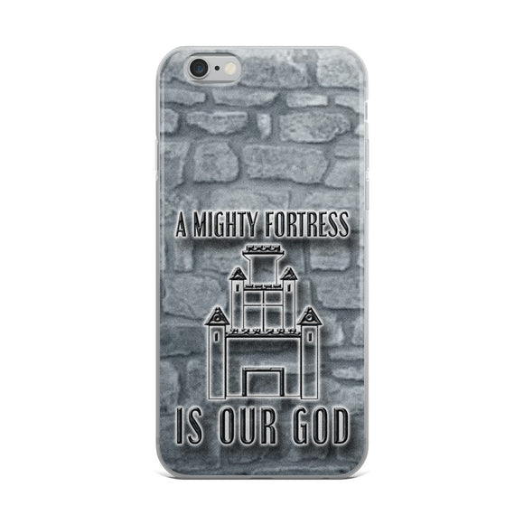Mighty Fortress Christian iPhone Case | Christian iPhone Cover