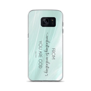 Everlasting God Samsung Case