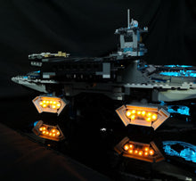 Load image into Gallery viewer, Building Kits Led Light For lego Shield Helicarrier Model