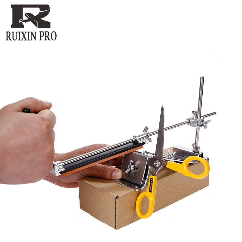 Knife sharpening equipment