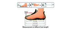 Load image into Gallery viewer, Men Running Shoes Lace Up Athletic Shoes