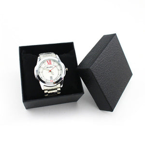 Quartz Watch Leather