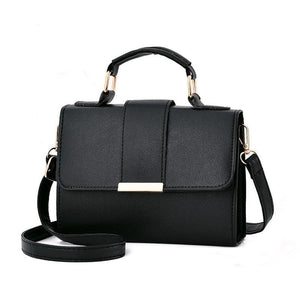 Leather Handbags PU Shoulder Bag