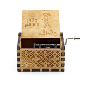 Music Box Game of Thrones
