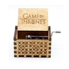 Load image into Gallery viewer, Music Box Game of Thrones