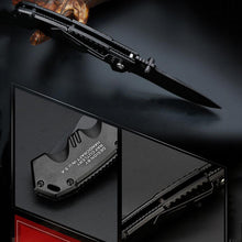 Load image into Gallery viewer, Folding Knife tactical  Survival Knives Hunting Camping