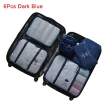 Load image into Gallery viewer, Travel Bags Sets Waterproof Packing