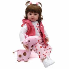 Load image into Gallery viewer, Reborn Silicone  Baby Dolls