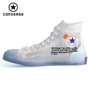 Converse OFF WHITE 1970s Skateboarding Shoes
