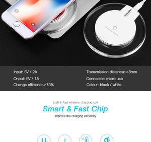 phone charger wireless Fast Charging Dock Cradle Charger