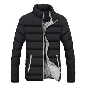 Jacket Mens Casual Coat