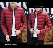 Load image into Gallery viewer, Jacket Mens Casual Coat