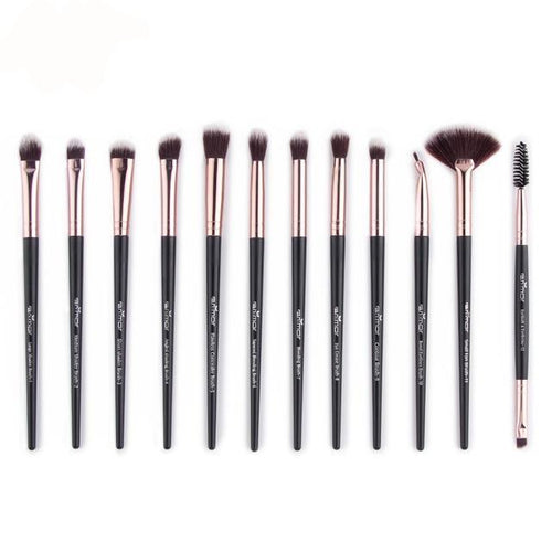 Brushes Set 12 pcs Makeup