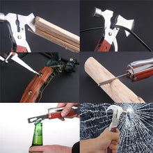 Load image into Gallery viewer, Axe Knife Opener Screwdriver Plier Tool