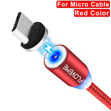 Load image into Gallery viewer, Magnetic Charger Cable Type C Lighting Cable 2A