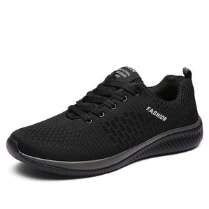 New Mesh Men Casual Shoes Lace-up