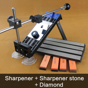 Set New fixed angle knife sharpener professional