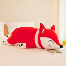 Load image into Gallery viewer, Plush Pillow Fox